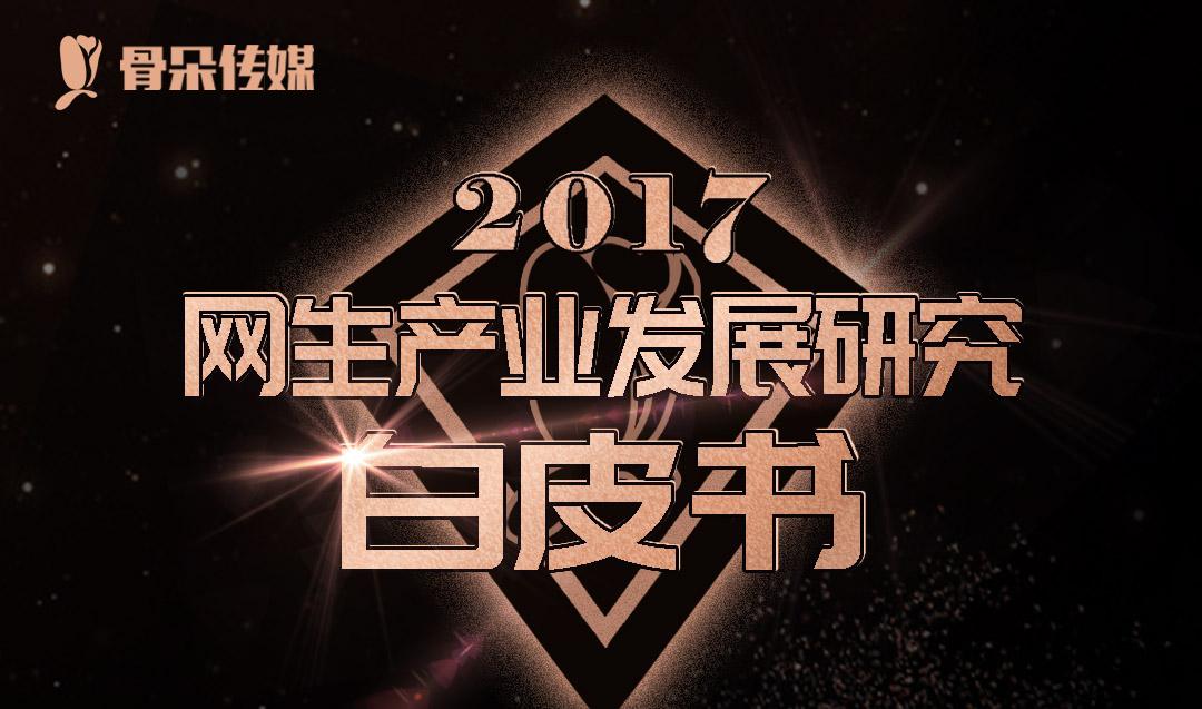 2017骨朵網絡影視白皮書